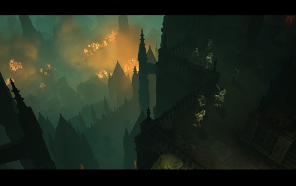 Diablo 3 Reaper of Souls Review Screenshot Wallpaper Fall of Westmarch