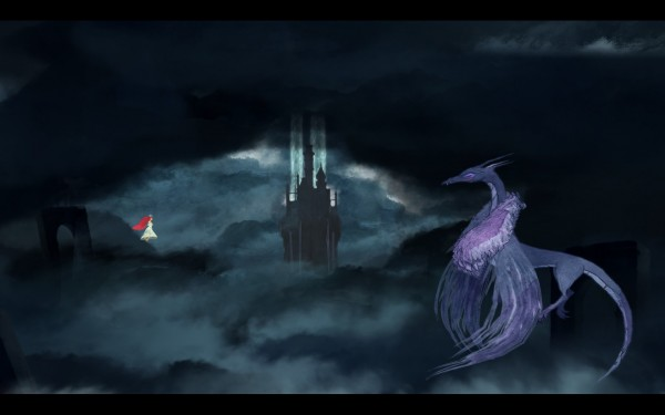 Child of Light Review Screenshot Wallpaper The Final Battle With The Darkness