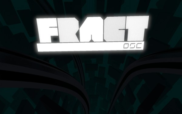 FRACT OSC Review Screenshot Wallpaper Title Screen