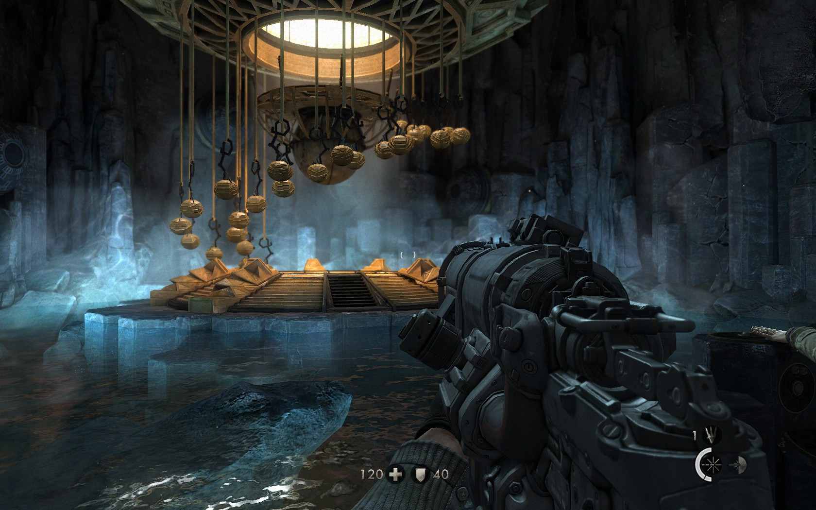 wolfenstein the new order review screenshot wallpaper a