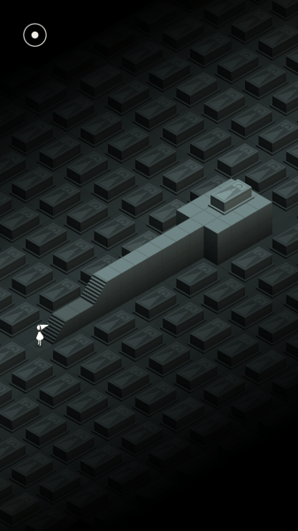 Monument Valley Screenshot Wallpaper The Tragic End