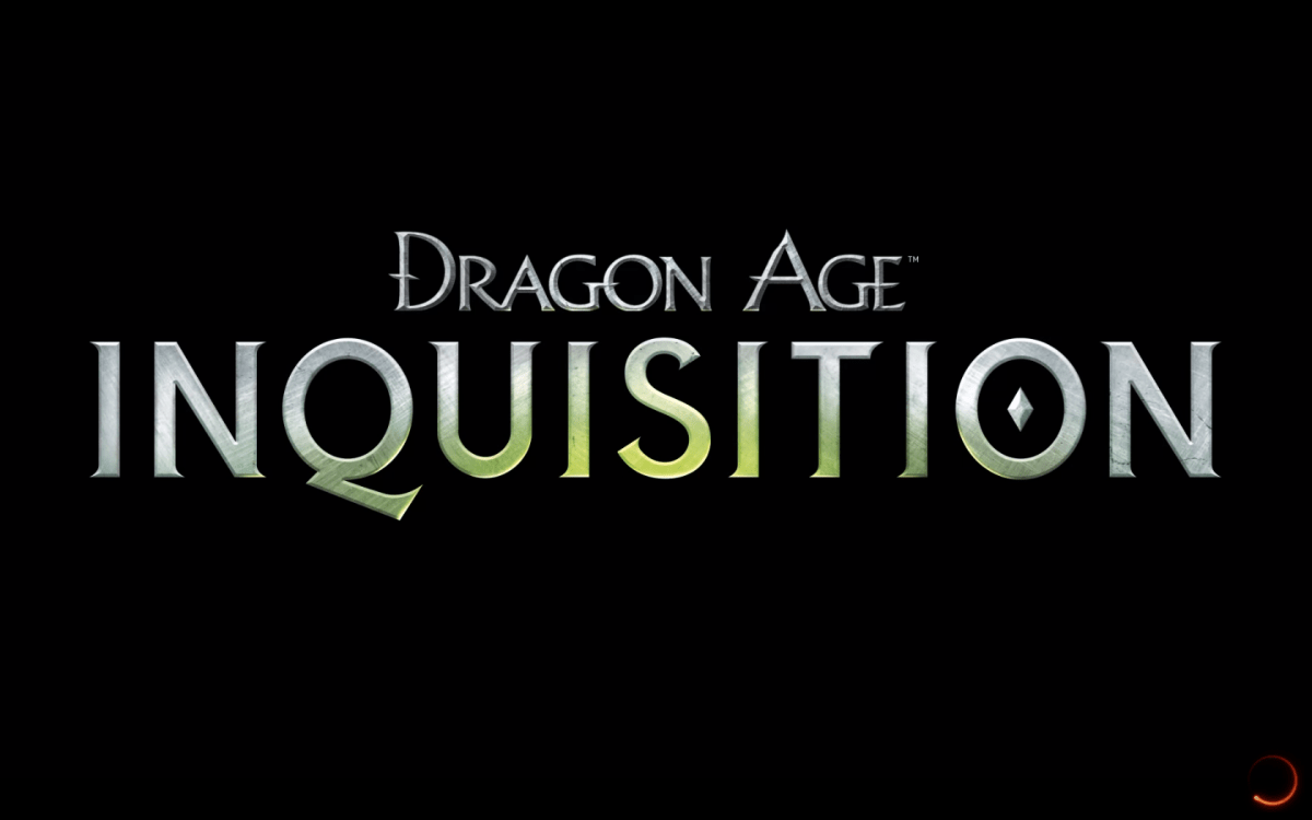 Dragon Age Inquisition Screenshot Wallpaper Title Screen