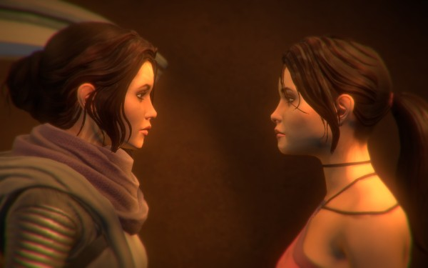 Dreamfall Chapters Review Screenshot Wallpaper The Path Before Us