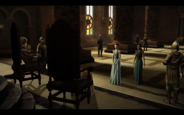 Game of Thrones Review Screenshot Wallpaper Before Cersei