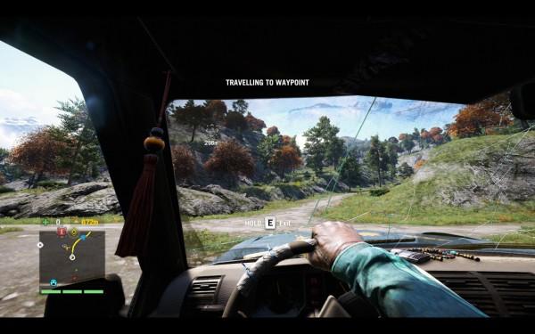 Far Cry 4 Review Screenshot Wallpaper Autodrive