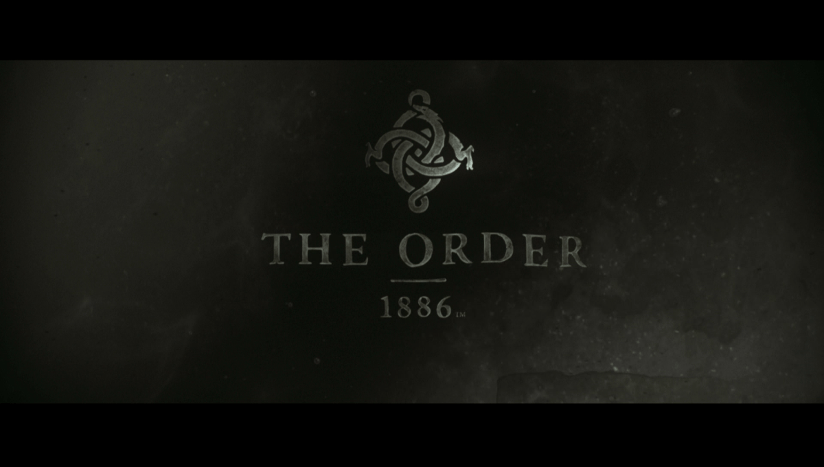 The Order 1886 Review Screenshot Wallpaper Title Screen