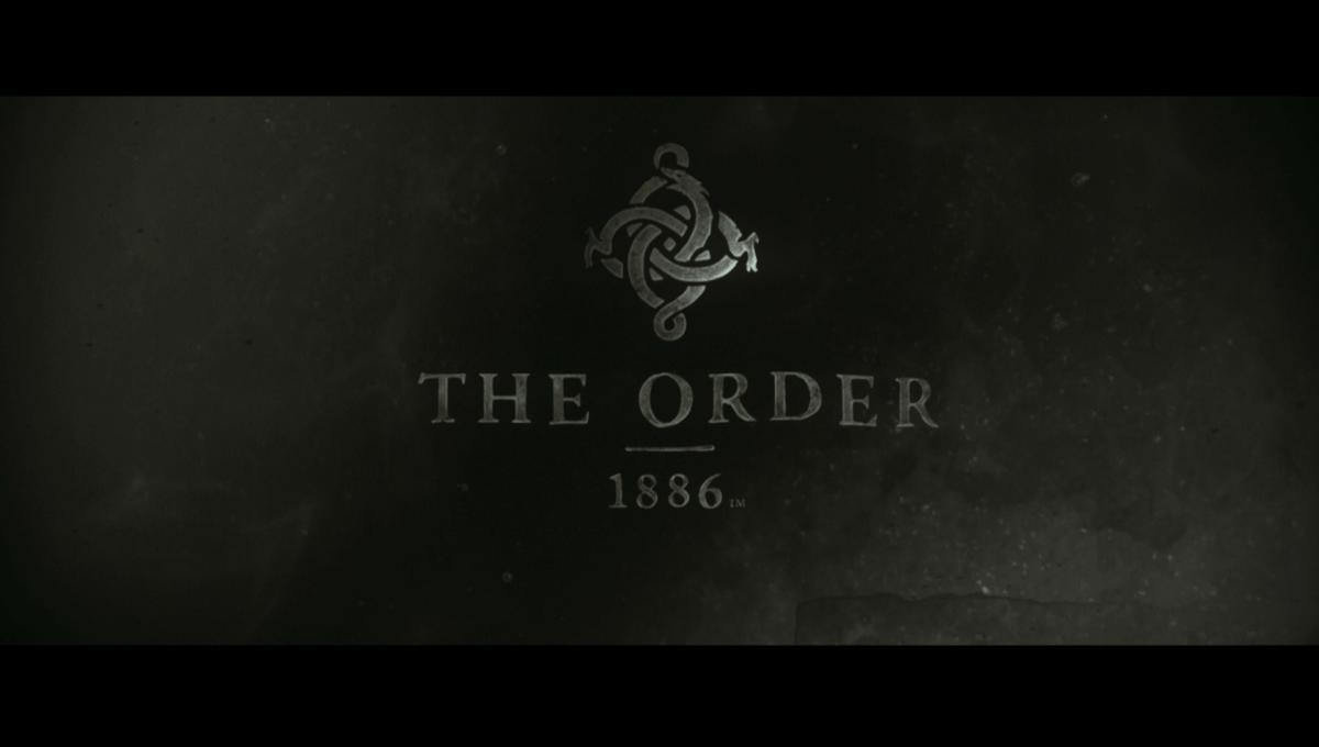 The Order 1886 Review Screenshot Wallpaper Title Screen