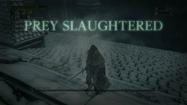 Bloodborne Review Screenshot Wallpaper Prey Slaughtered