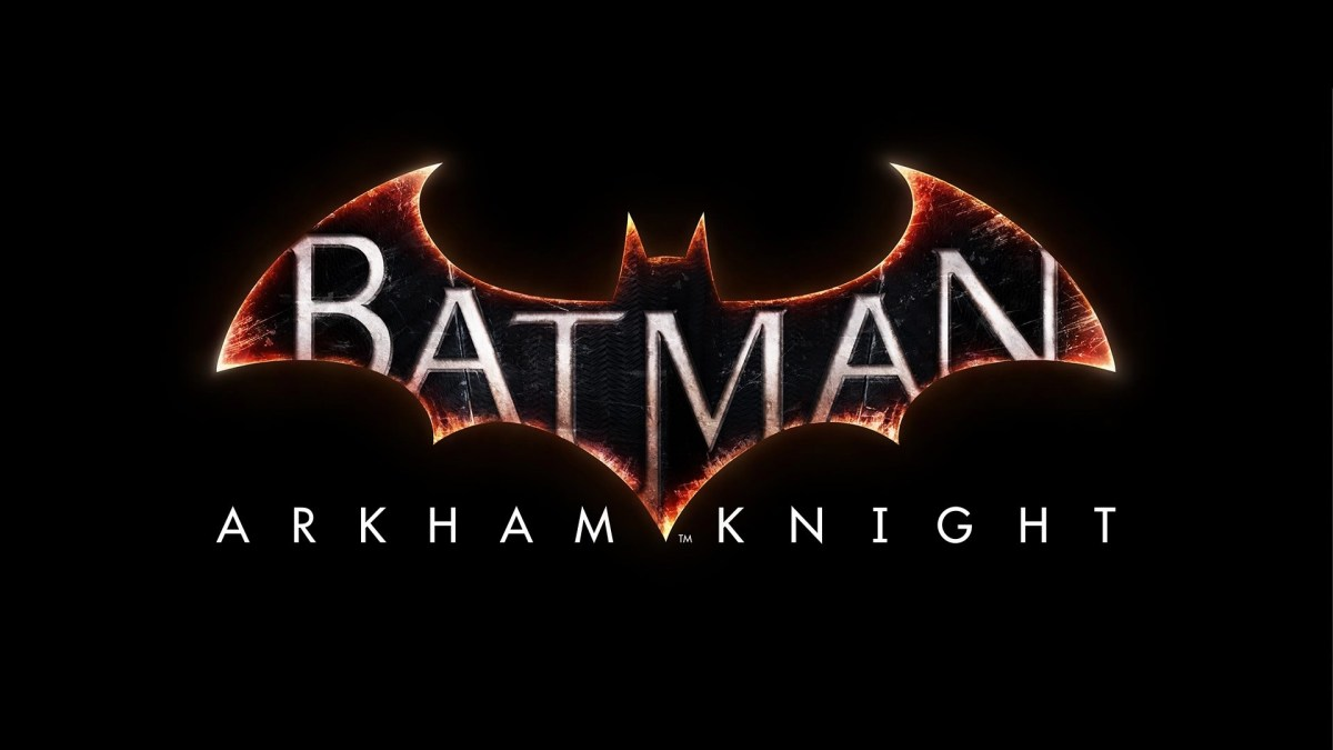 Batman Arkham Knight Review Screenshot Wallpaper Title Screen