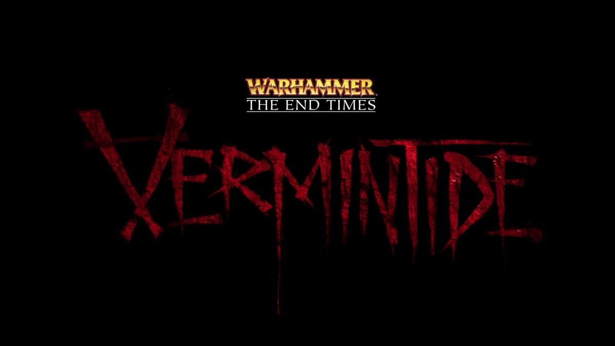 Warhammer Vermintide Review Screenshot Wallpaper Title Screen