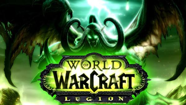 World of Warcraft Legion Expansion