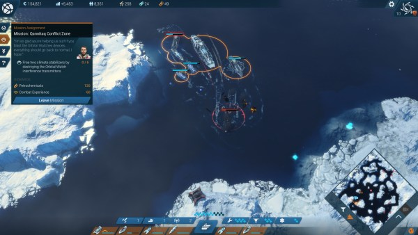 Anno 2205 Review Screenshot Wallpaper Conflict Zone