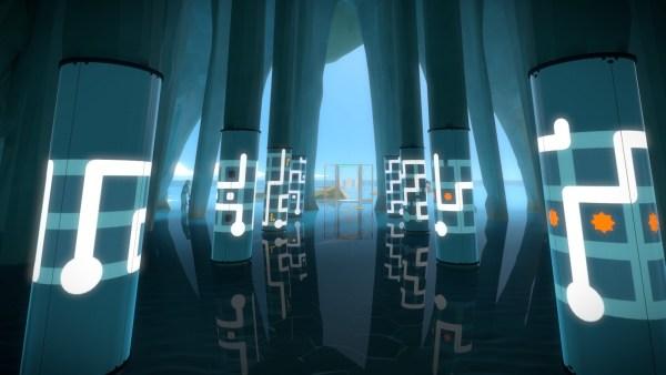 The Witness Review Screenshot Wallpaper The Final Door Opens