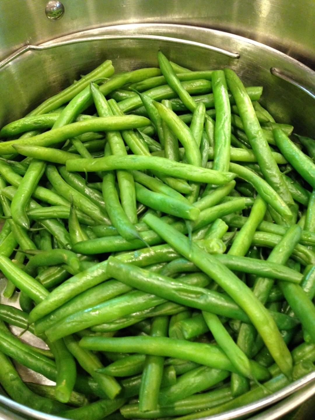 green beans steamed1