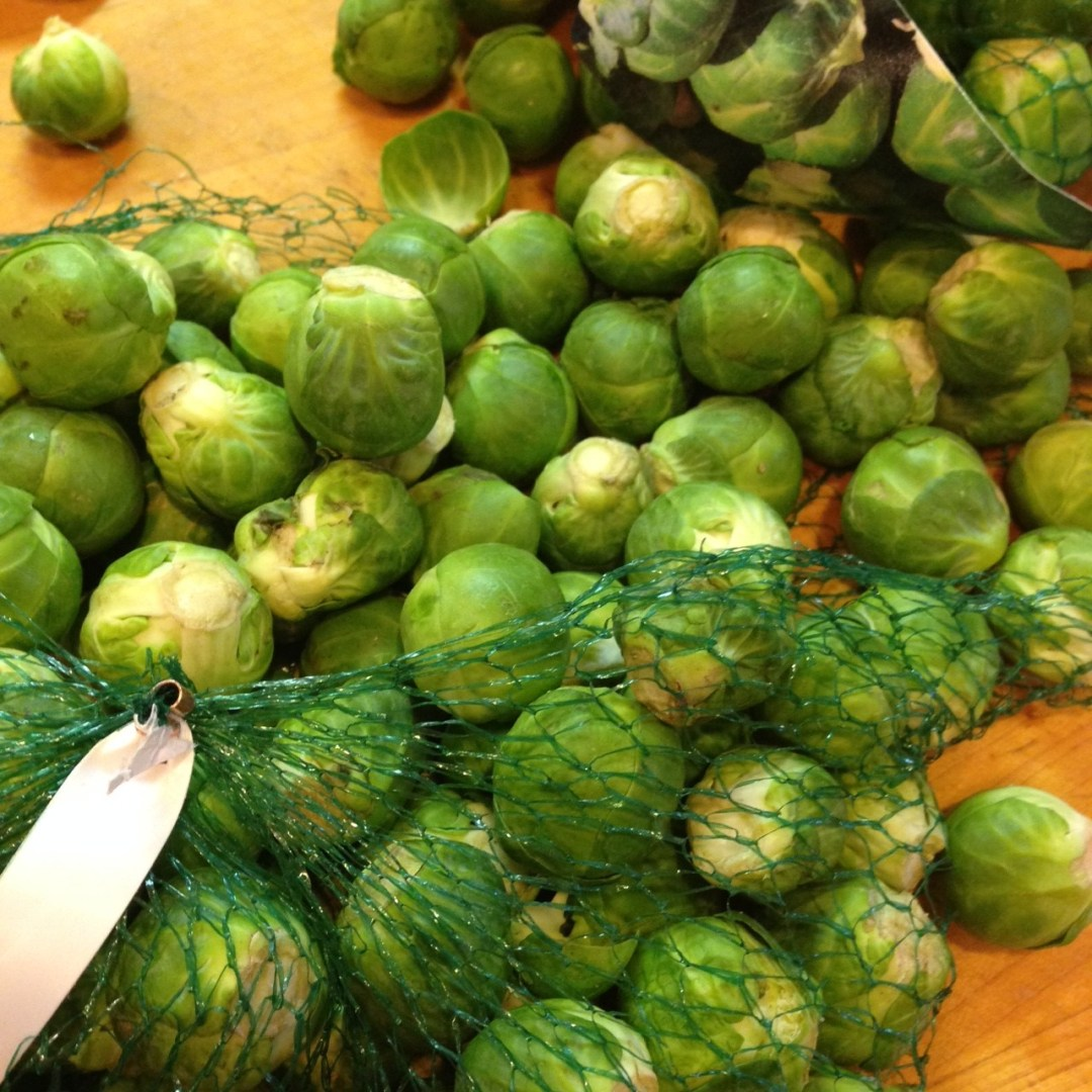 brussels sprouts raw whole