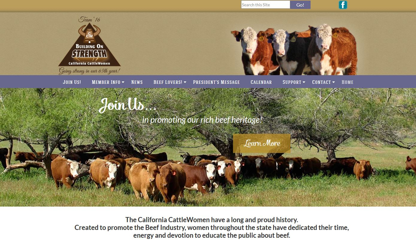 California CattleWomen