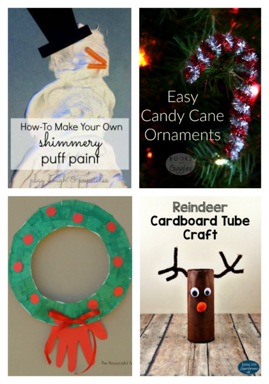 Made for Kids Christmas and Winter Hostesses features