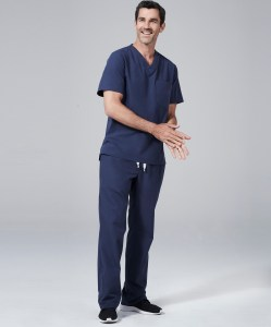 2.david v_modern fit scrub _ pant_baltic_0018-FRONT