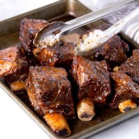 Best Braised BBQ Shortribs