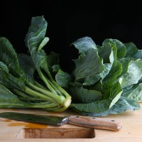 Carla's Callaloo Collards