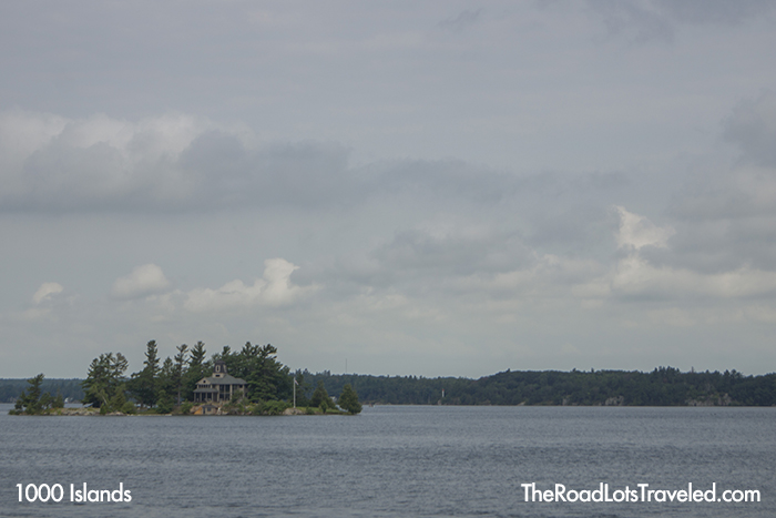 Private Island in 1000 Islands