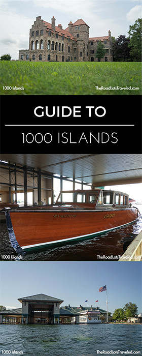 Guide to 1000 Islands