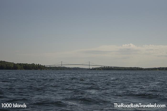 Thousand Islands Bridge, 1000 Islands