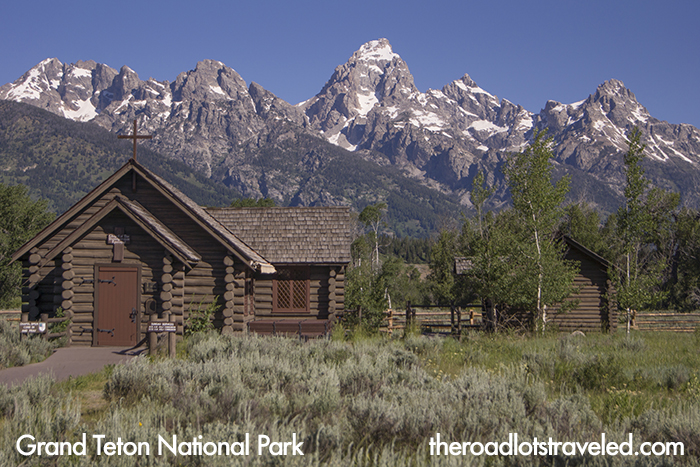 Chapel of the Transfiguration, Grand Teton National Park Photo Spots