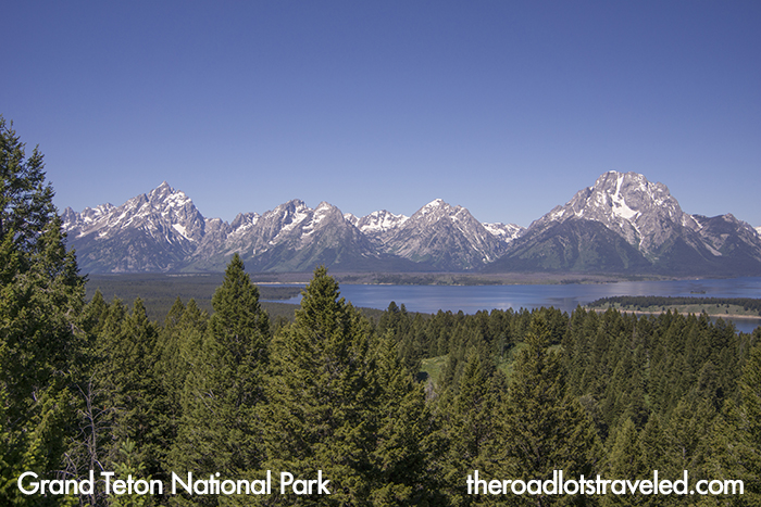 Signal Mountain, Grand Teton National Park Photo Spots