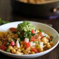 Cauliflower Rice Burrito Bowls