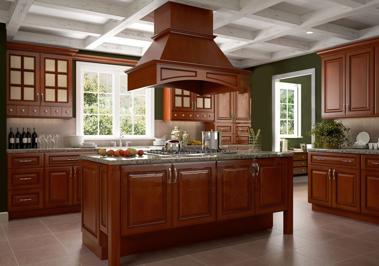 ready to assemble kitchen cabinets solid wood assembled kitchen cabinets nutmeg twist rta kitchen cabinets
