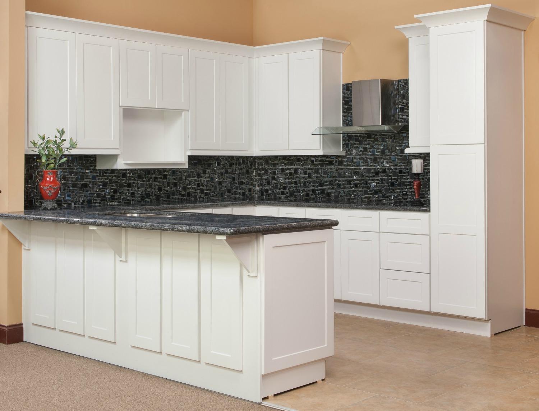 white kitchen cabinets shaker kitchen cabinets white White Shaker Ready To Assemble Kitchen Cabinets Brilliant