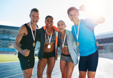 It's the taking part that counts – OFFICIAL