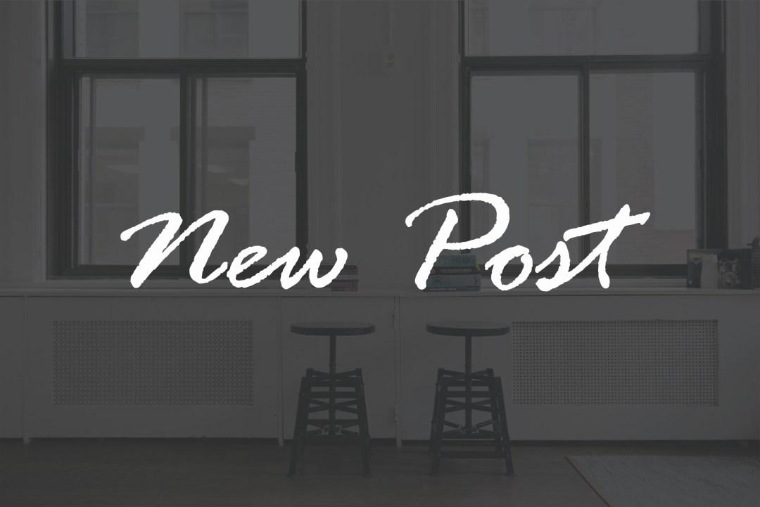 New-Post