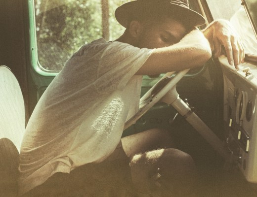 Guy At The Wheel