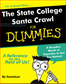 Santa Crawl For Dummies