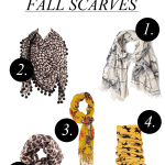 Favorite Fall Scarves