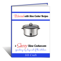 FREE Easy Slow Cooker Meals eBook!