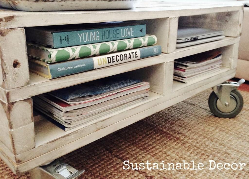 27 DIY Pallet Furniture Ideas