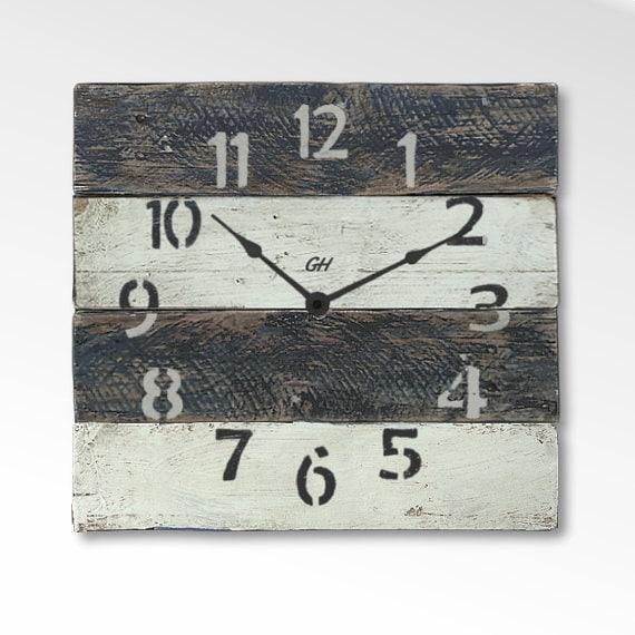 Pallet Clock