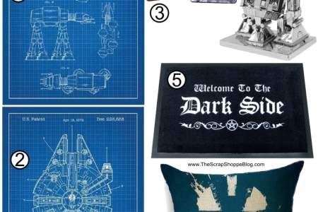 star wars home decor gift ideas 853x1024