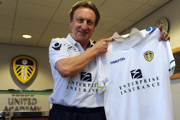 Leeds United appoint Neil Warnock as manager
