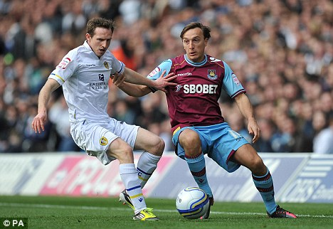 Leeds United 1-1 West Ham