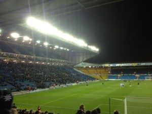 Elland Road - Evening Match