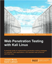 KaliLinux_Pentest_ Book