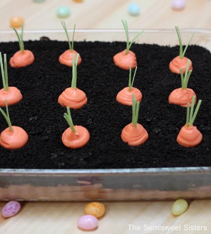Easter Oreo Dirt Cake