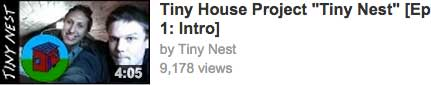 Tiny Nest is a video series following our tiny house project, from early design, to completion and beyond. In this episode, we introduce ourselves and catch you up on what we've done so far.