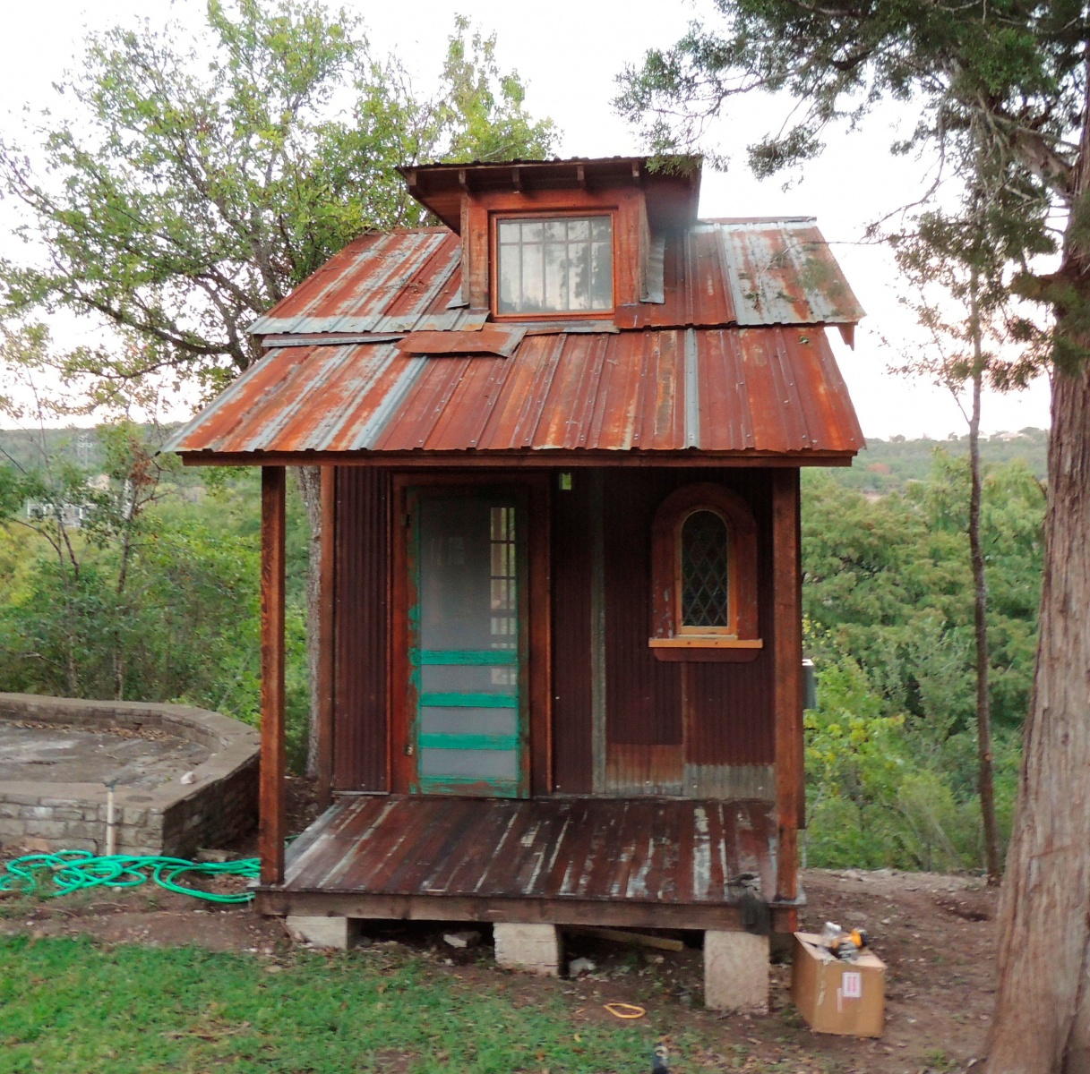 Tiny texas houses 39 recent work the shelter blog for Texas small homes