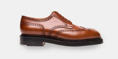 JM Weston Triple Sole Brogue - Hard to Break In!!!