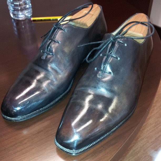 mythbuster part 1 � leather creasing means something is